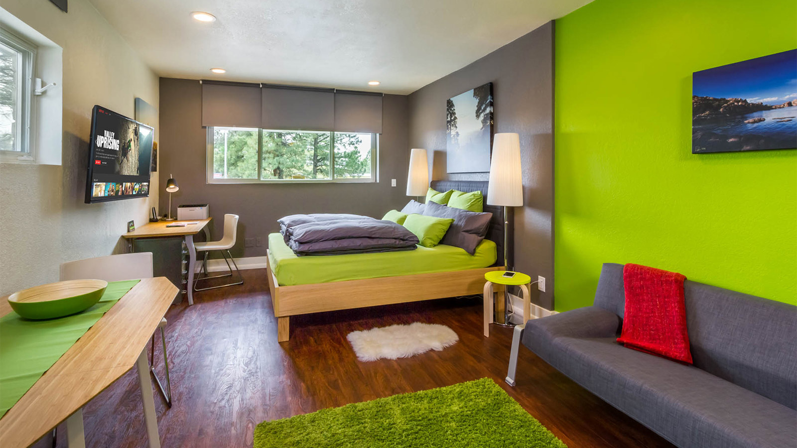 All new vacation rental Studio in Flagstaff